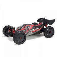 ARRMA 1/8 TYPHON 6S BLX 4WD sin Escobillas Buggy Listo Para Correr Rd/Gris ARA106046