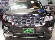 2011 2013 Jeep Grand Cherokee Chrome Grille Summit Edition MOPAR GENUINE OEM NEW
