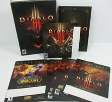 Diablo 3 III PC Windows Mac Video Game Blizzard Entertainment Pre Owned 2012
