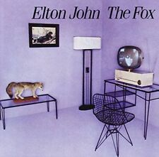 The Fox 0044007711323 by Elton John CD