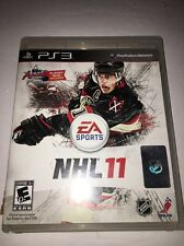 NHL 11 PS 3 (Sony PlayStation 3, 2010)-TESTED RARE COLLECTIBLE VINTAGE-FAST SHIP