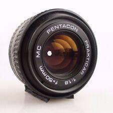 Praktica B Serie lens - 1,8 50mm Prakticar Objektiv