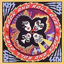 KISS - Rock And Roll Over - Remastered CD