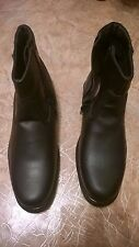 boots with zipper.police boots Russia. militia Russia .43 Size .New