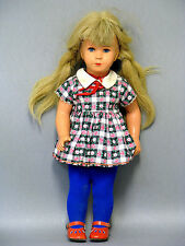 """""""Blondes Mädchen"""" Schildkröt Modell Käthe Kruse Puppe um 1958"""