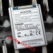 "Toshiba 1.8"" MK8010GAH 80GB ZIF HDD For iPod Video 5th 5.5 Generation Hard Drive"