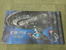 Bandi Star Trek Deck Building Game Next Generation Playmat Mat