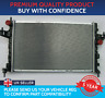 RADIATOR TO FIT VAUXHALL COMBO C CORSA C TIGRA B CDTI MANUAL VEHICLES