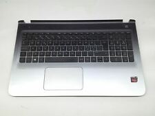HP Pavilion 15 Palmrest / Touchpad/ Keyboard Nordic layout Defect Untested