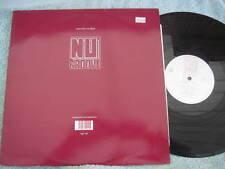 """NU GROOVE SECRET CODES A SECOND COMPILATION DOUBLE LP VINYL RECORD 12"""""""