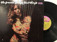 The Groovin' Strings And Things - The Groovin' Strings And Things LP 1968 Cub NM