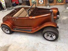 1932 Ford Roadster Custom Built Fiberglass Go Kart Cart Hot Rod Car Show Parade