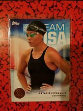 2016 Topps US Olympic Team USA Bronze #39 Natalie Coughlin  Swimming