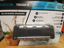 Portable Tough Rugged Go Anywhere Travel Bluetooth Wireless Speaker Waterproof