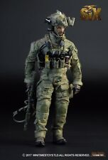 "Mini Times 1/6 Scale 12"" US Navy Seal Team Six Action Figure M009"