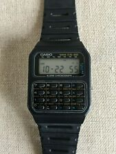 Vintage Casio CS-82 Digital Calculator Watch Module 231