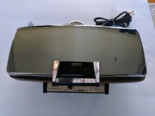 New listing Vintage Sunbeam Wafflebaker & Grill Wb-C tested/works well .free ship!