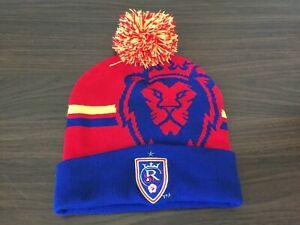 Real Salt Lake MLS Soccer SUPER AWESOME SGA Winter Skull Cap Touque Beanie!