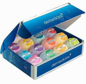 Bath Bombs Chic Luxury Gift Box Set of Scented Fizzy Spa Bath Ball Bombs for ...