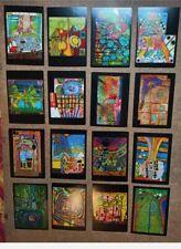 16 carte postale Hundertwasser