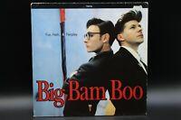 Big Bam Boo - Fun, Faith, & Fairplay (1989) (Vinyl) (MCA Records - 256 006-1)