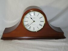 Howard Miller Christopher Westminster Chime Shelf Mantle Clock Model 635-101