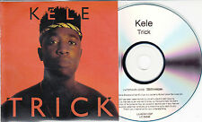 KELE Trick 2014 UK numbered 10-trk promo test CD Bloc Party