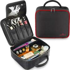 LARGE TOILETRY BAG AND MAKEUP TRAVEL KIT - WITH TSA APPROVED