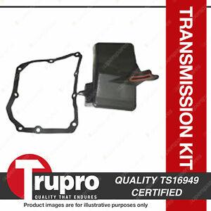 Trupro Transmission Filter Service Kit for Holden Vectra ZC PG59505