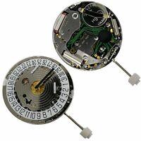 ISA 8171/202 Movimiento de Cuarzo Date At 4' 6 Pin Reloj Recambios + Bateria 927