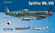 Edk84139-Eduard Kits 1:48 Weekend-Spitfire Mk. VIII