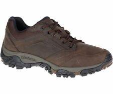 Original Merrell Moab Adventure Lace Shoes Men's - Dark Brown J91827
