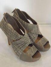 Platforms & Wedges Leather Medium (B, M) 10 Heels for Women
