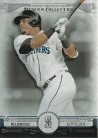 2015 Topps Museum Collection Baseball #69 Nelson Cruz Seattle Mariners