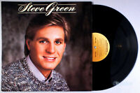 Steve Green - Self-titled (1984) Vinyl LP •PLAY-GRADED• Debut