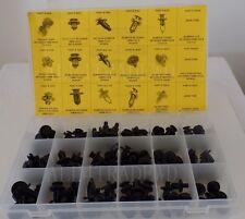 BSK9120 Kit of Assortment Push Retainer Assortment Fit HONDA TOYOYA NISSAN &