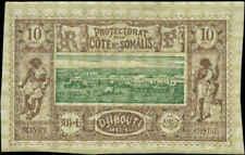 Somali Coast Scott #11 Mint