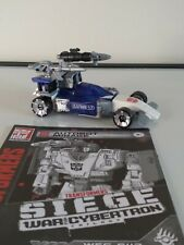 Hasbro Transformers War for Cybertron Siege Deluxe Class Mirage