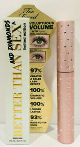 Too Faced Better Than Sex And Diamonds Limited Edition Mascara - 8.0mL/0.27fl.oz