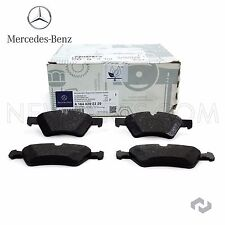 For Mercedes W164 W211 W251 W463 X164 Front Disc Brake Pad Set GENUINE E ML GL R