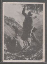 "[67866] 1963 DONRUSS COMBAT TRADING CARD #11 ""HAND FIGHTING"" - SERIES 1"