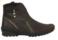 Wolky Women's Zion WP Boots Shoes Fashion Style Leather Waterproof Winter Boot