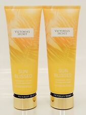 2 VICTORIA'S SECRET SUN BLISSED FRAGRANCE LOTION PARFUMEE 8oz NEW!