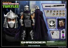 Shredder TMNT DreamEX Action Figure 1/6 Teenage Mutant Ninja Turtles MIB NECA