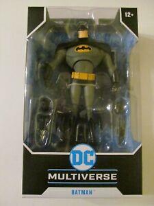 McFarlane Toys - DC Multiverse - Batman (The Animated Series) - Light Wear