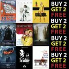 Greatest Movie Posters Top 100 Classic Vintage Poster 300gsm Paper/Card