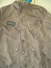 Barbour International Rainton Waterproof Jacket NWT Large (trim fit)  $349