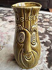 """Vintage English Sadler 9""""/23cm Glazed Celery Jug / Vase In Perfect Condition"""
