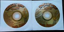 2 CDG KARAOKE DISCS COUNTRY GOLD CLASSICS CD+G MUSIC ALAN JACKSON & BRAD PAISLEY