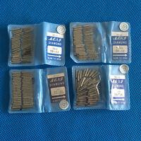 50pcs/bag TF SERIES  Dental Diamond FG High Speed Burs for polishing Dental Burs